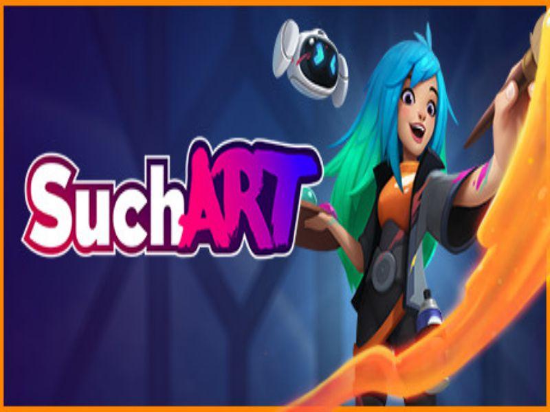 Download SuchArt Genius Artist Simulator Game PC Free