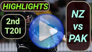 Z vs PAK 2nd T20I 2020