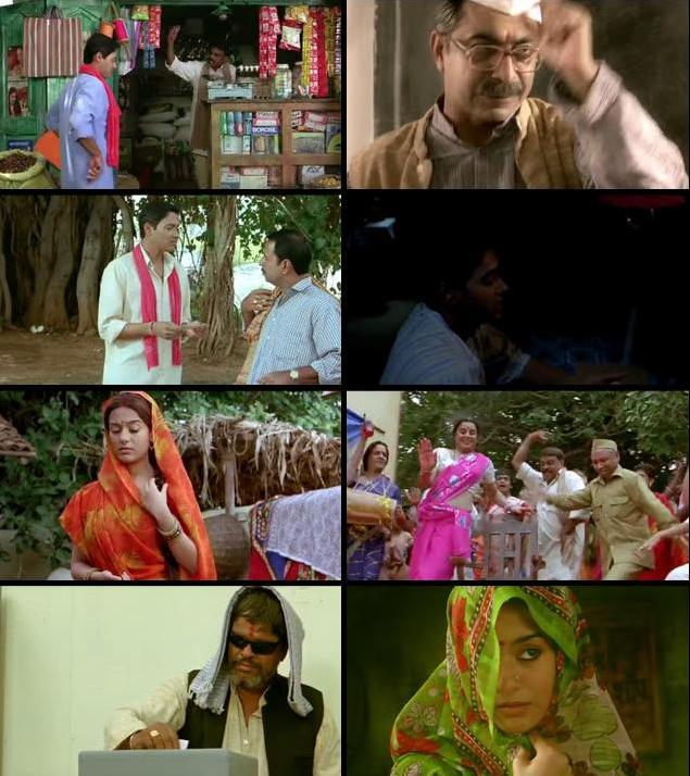Welcome To Sajjanpur 2008 Hindi 480p HDRip