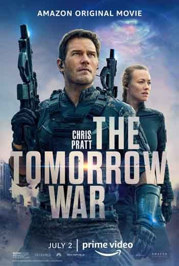 The Tomorrow War 2021 480p 400MB BRRip Dual Audio