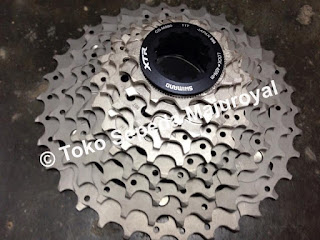 Sprocket Xtr M980 11-34T 10speed