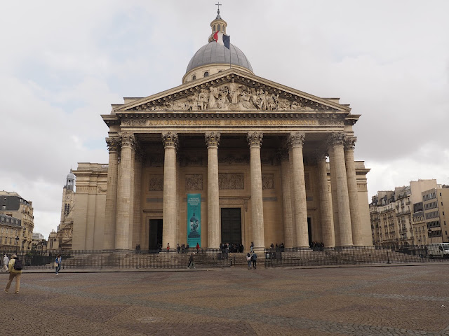 24 hours in Paris - The Pantheon
