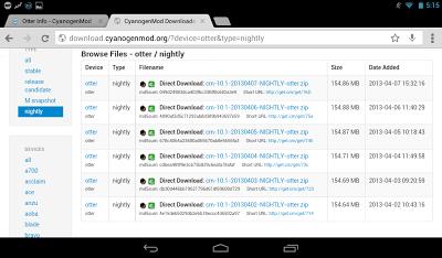 Cara Instal Custom ROM Android dengan ROM Manager di Android