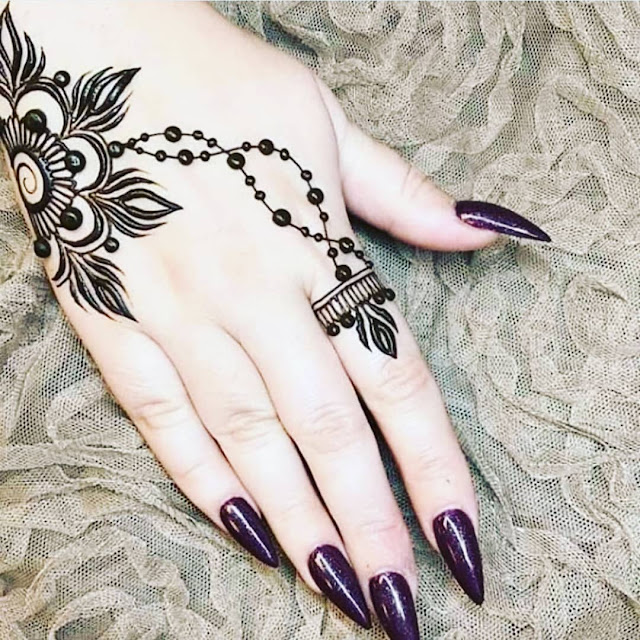 arabic mehndi designs 2017