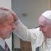 Lula se encontra com papa Francisco no Vaticano