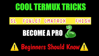 Termux cool tricks
