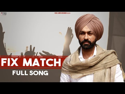 Song  :  Fix Match Song Lyrics Singer  :  Tarsem Jassar Lyrics  :  Tarsem Jassar Music  :  Hiten