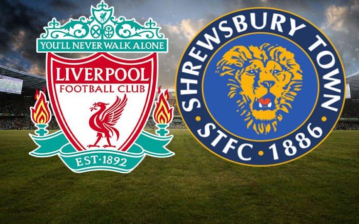 موعد مباراة ليفربول وشروسبري تاون اليوم 26 يناير والقنوات الناقلة