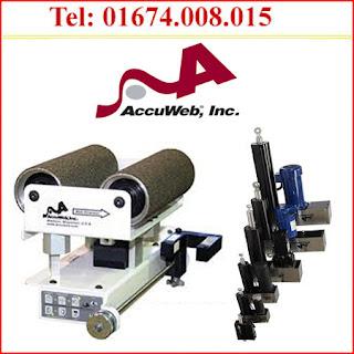 Accuweb Inc Micro 4000 Net CTL 4110-01 /_ CTL411001 /_ 4304STEER1 Back Take-Up