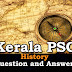 Kerala PSC History Question and Answers - 32