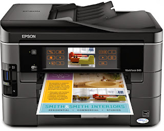 Download Epson WorkForce 845 Printers Driver & how to installing