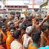 दुमका : श्रावणी मेला की अंतिम सोमवारी को 74, 599 श्रद्धालुओं ने बाबा का किया जलाभिषेक किया