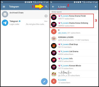 Cara Nonton Film Di Telegram Tanpa Di Download Gratis Tanpa Iklan