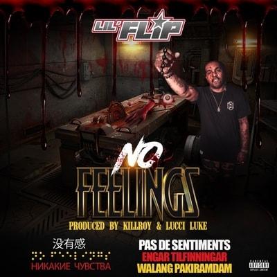 Lil Flip - No Feelings (2020) - Album Download, Itunes Cover, Official Cover, Album CD Cover Art, Tracklist, 320KBPS, Zip album