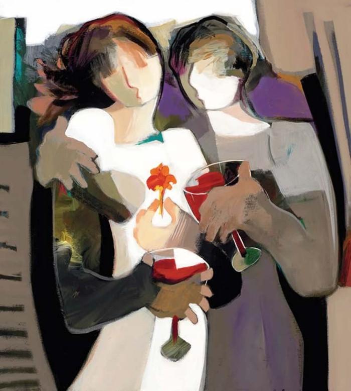 Сущность любви и романтики. Hessam Abrishami 5
