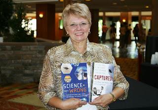 MUFON Researcher Kathleen Marden