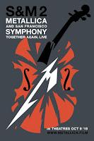 Estrenos de cartelera España 9 Octubre: Metallica S&M 2