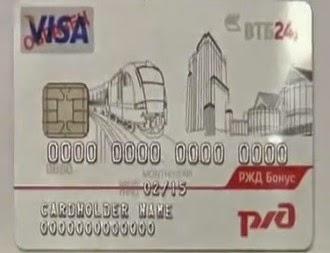 Бонусные баллы на кредитке