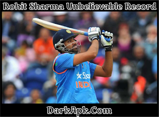 Rohit Sharma All Time Best Six Position