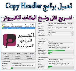Copy Handler