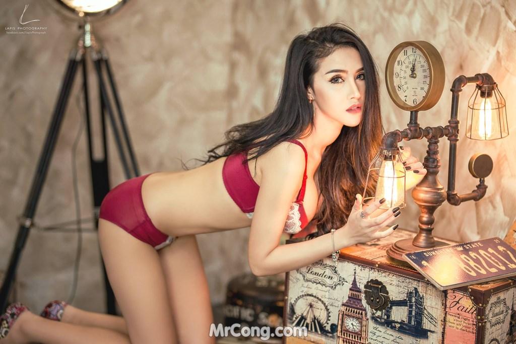 Image Thai-Model-No.475-Thitikarn-Srisap-MrCong.com-007 in post Thai Model No.475: Người mẫu Thitikarn Srisap (16 ảnh)