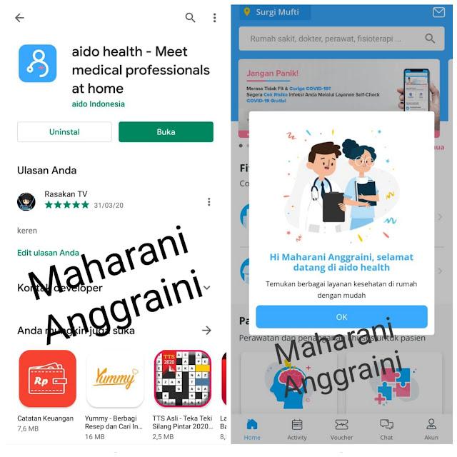 Kesehatan dalam Genggaman dengan Aplikasi Aido Health