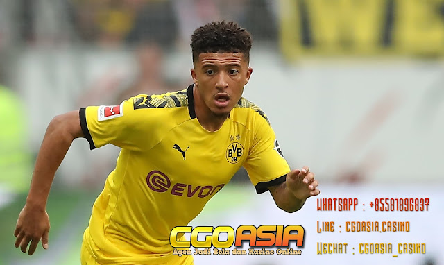 Ansu Fati menjadi target buruan Dortmund yang bersiap kehilangan Sancho - Rumahsport.com