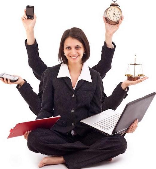 Cara Bekerja yang Baik Bagi / Untuk Wanita