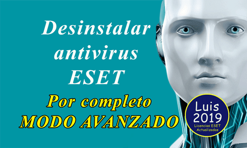 Desinstalar Eset nod32 antivirus