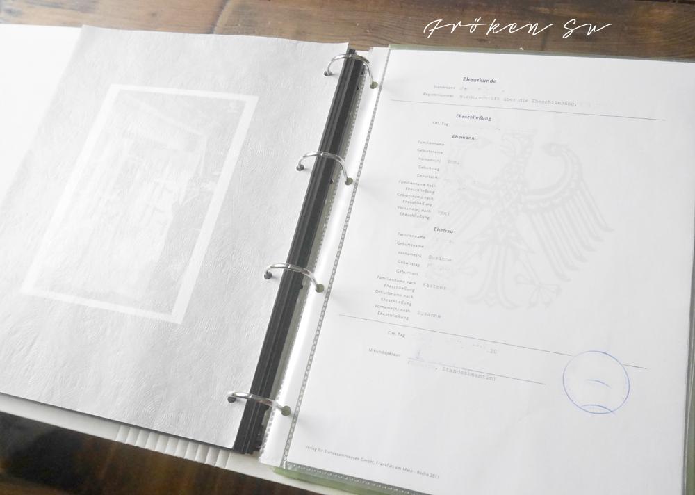 fr ken su mein kreativblog diy hochzeitsfotoalben inklusive stammbuch. Black Bedroom Furniture Sets. Home Design Ideas