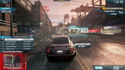 Download Need for Speed Moster Wanted Torrent PC