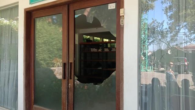 Masjid Nurul Jamil Dago Dirusak Orang Tak Dikenal