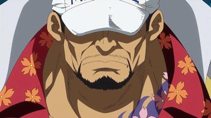 อาคาอินุ (Akainu) @ One Piece