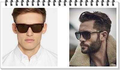 modele ochelari de soare pentru barbati cu fata in forma de inima