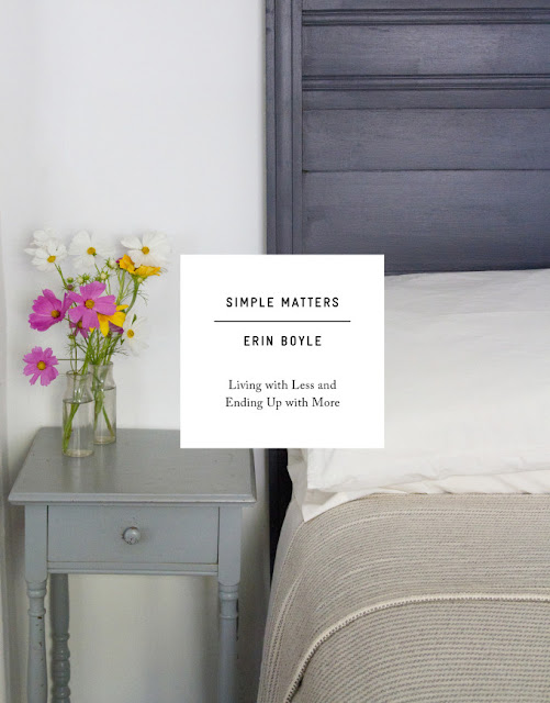 On my wishlist: Simple Matters