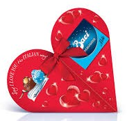 Special Valentine's Day Baci are in the shops