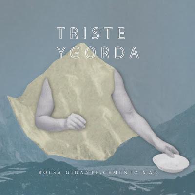 Noticia. Lourdes Casany con su proyecto Triste y Gorda publican single 'Bolsa Gigante, Cemento Mar'