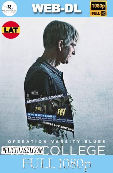 Operación Varsity Blues: Fraude universitario en EE. UU. (2021) Full HD NF WEB-DL 1080p Dual-Latino