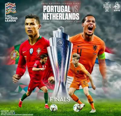 مشاهدة مباراة البرتغال وهولندا