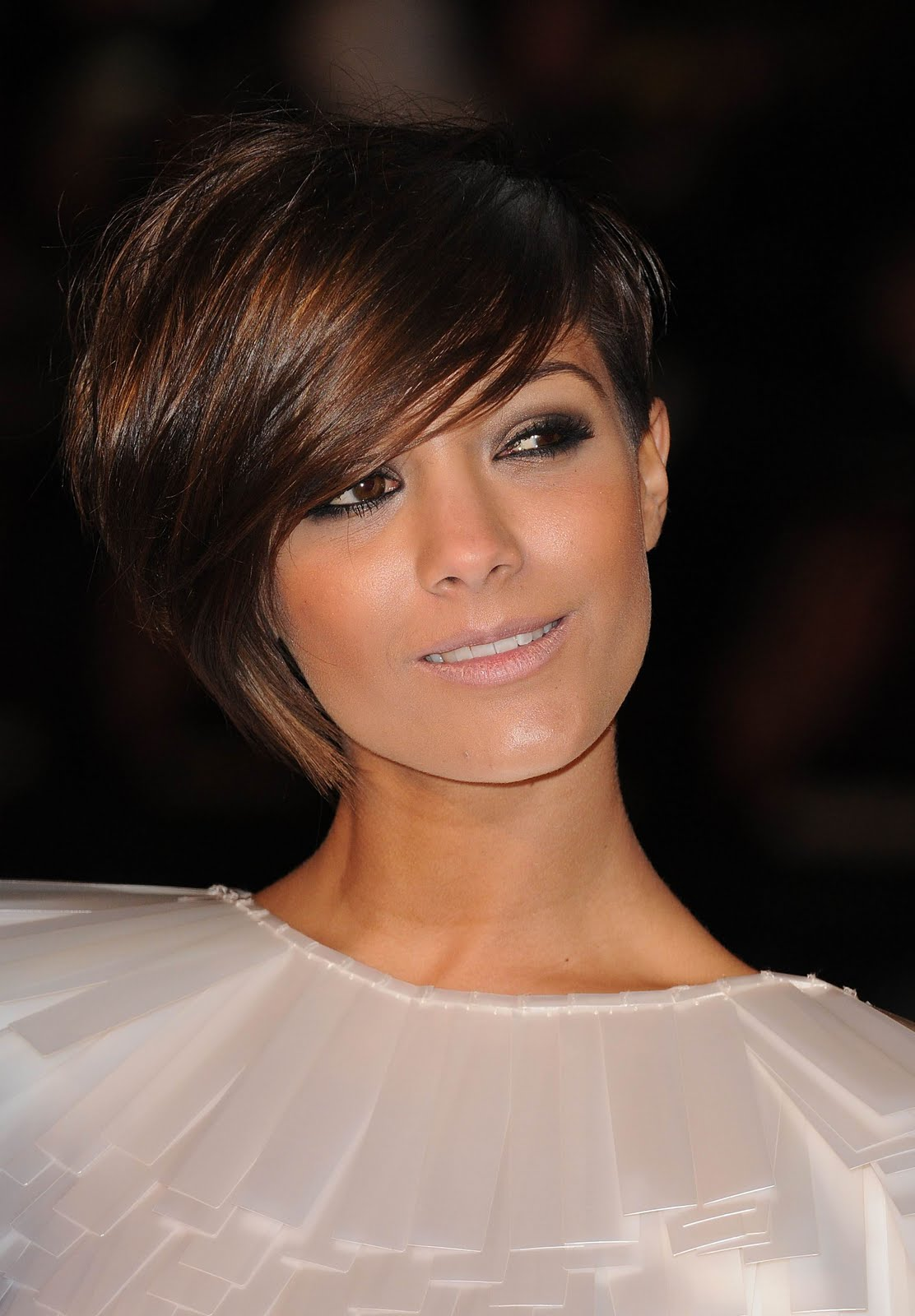 Hairstyle Pictures Of Frankie Sandford  Hair Fashion 2012