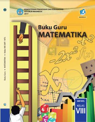 Buku Guru SMP/MTs Matematika Kurikulum 2013 Revisi 2017 Kelas 8
