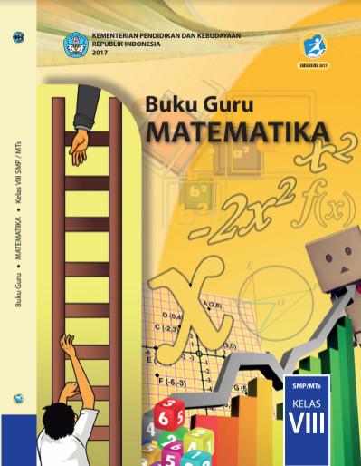Buku Matematika Kelas VIII (8) Kurikulum 2013 Revisi 2017 PDF