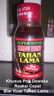 Madu Super Tonik