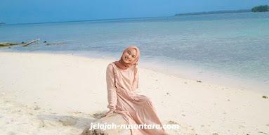 explore pantai pulau perak