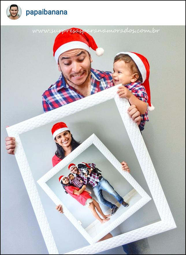 foto em família
