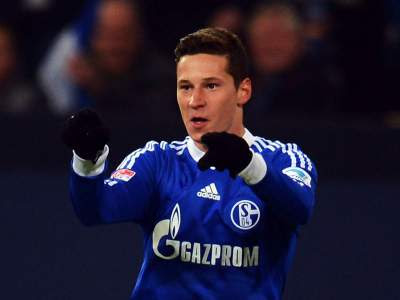 Spurs and Arsenal linked Draxler