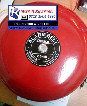 Jual Alarm Bell Emergency Camsco CB-8 24v di Gresik