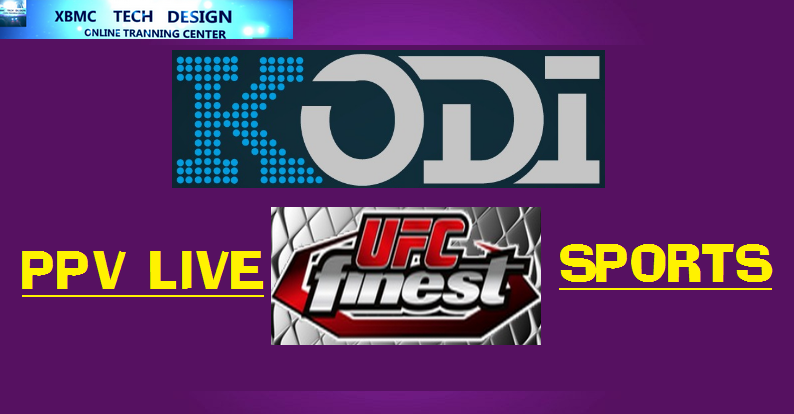 Download Kodi UFC Addon IPTV for Live Tv Download UFC Addon IPTV For IPTV-Kodi-XBMC