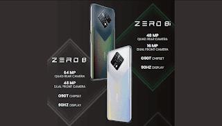 Infinix Zero 8i Specs