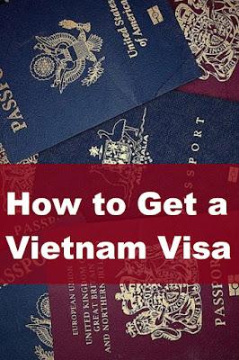 how get vietnam visa
